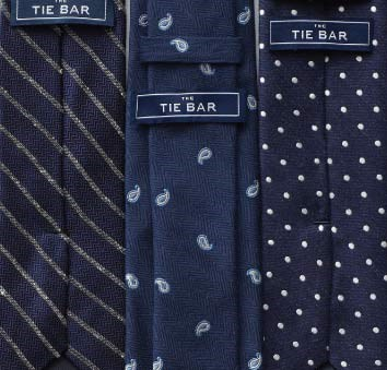 The Tie Bar - Quality Shirts and Ties