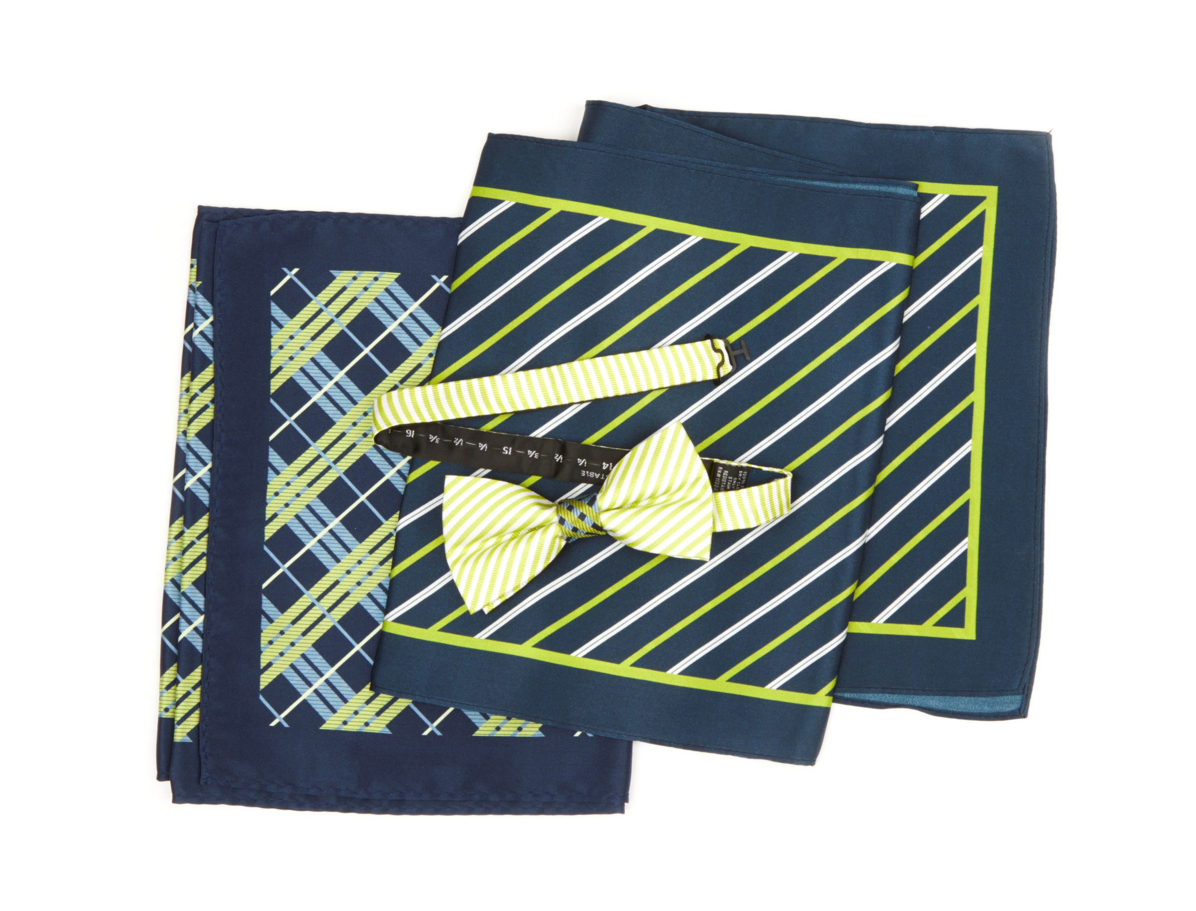 Bow Tie and Pocket Squares