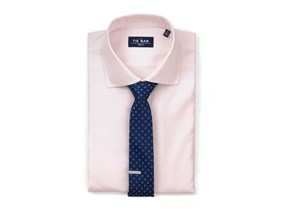The combo bar shirt and tie combinations the tie bar for Pink shirt tie combo