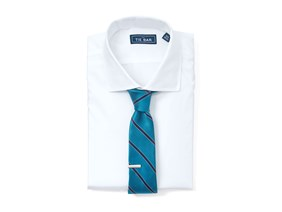 The Corporate Shirt & Tie Combo