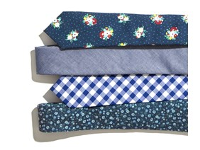 The Blue Cotton Ties To Own