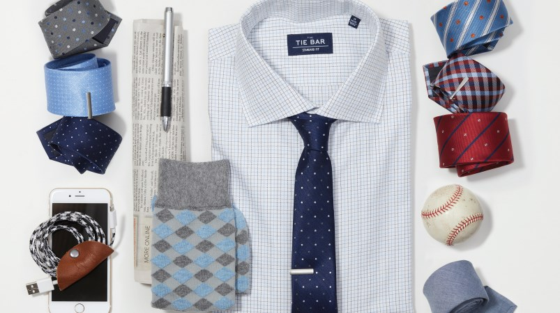 The Tie Bar Father's Day Gift Ideas - Ties, Socks, Shirt