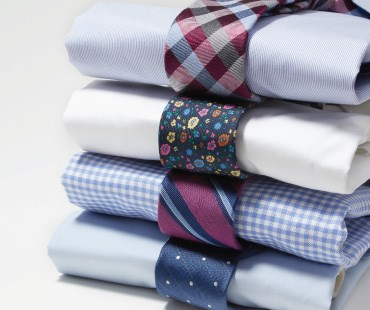 The Tie Bar Father's Day Gift Ideas - Shirt and Tie Comboes