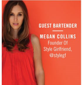 Founder of Style Girlfriend, Megan Collins