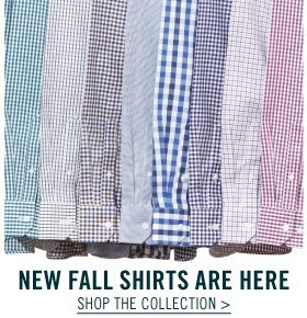 Fall shirts have arrived