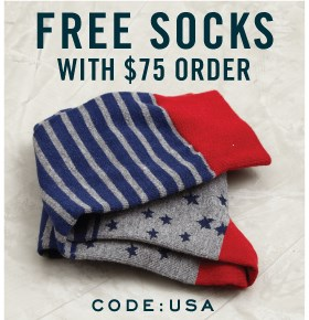 Free usa socks