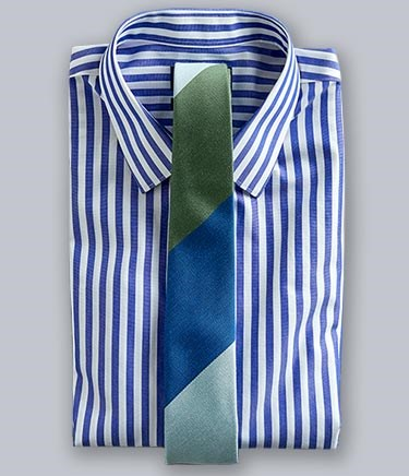 Houlife Mens Cotton Skinny Tie And Pocket Square Set With Free Tie Bar Clip Pattern 6