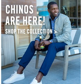 Chinos are here