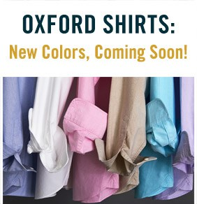 Oxford Shirts: