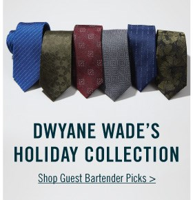 Holiday Dwyane Wade Collection