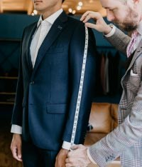 The Tie Bar - MADE-TO-MEASURE -