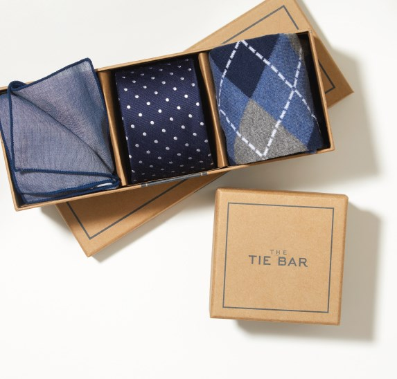 The Tie Bar Holiday Shop - Shirt and Tie Combos for Gifts