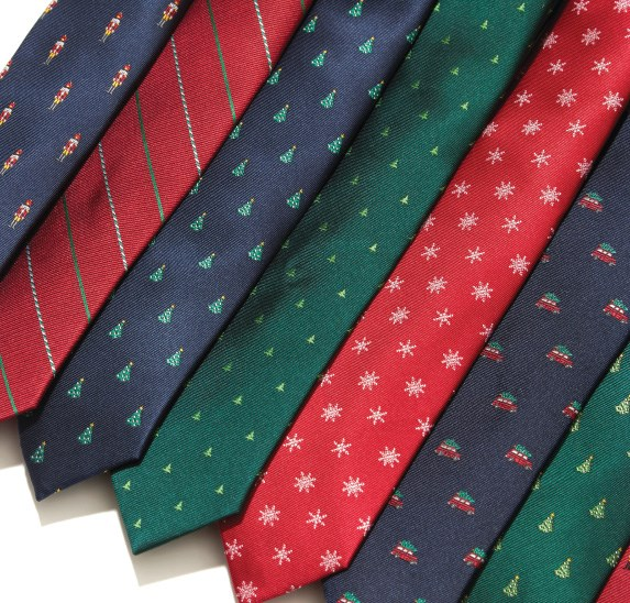 The Tie Bar Holiday Shop - Holiday Themed Shirt and Tie Accessories