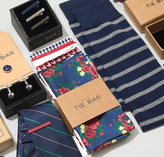 The Tie Bar Holiday Shop - Stocking Stuffer Gifts