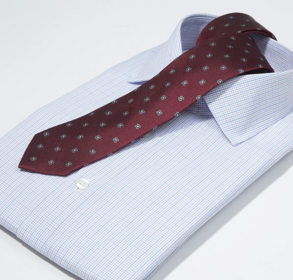 The Tie Bar Holiday Shop - Winter Themed Shirt and Tie Combos