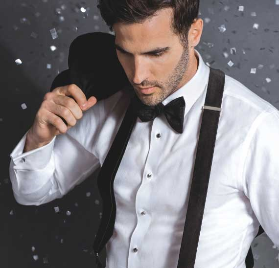The Tie Bar Holiday Shop - Black Tie and Formal