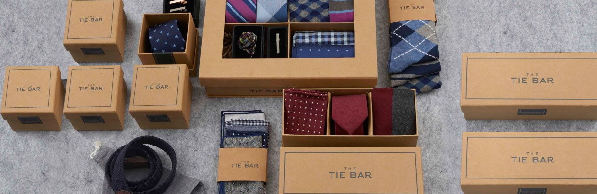 The Tie Bar Gift Ideas - Gift Sets