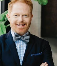 The Tie Bar - Celebrity Jesse Tyler Ferguson Ties and Accessories