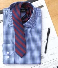 The Tie Bar - New Year New Look Shirts Ties and Accessories