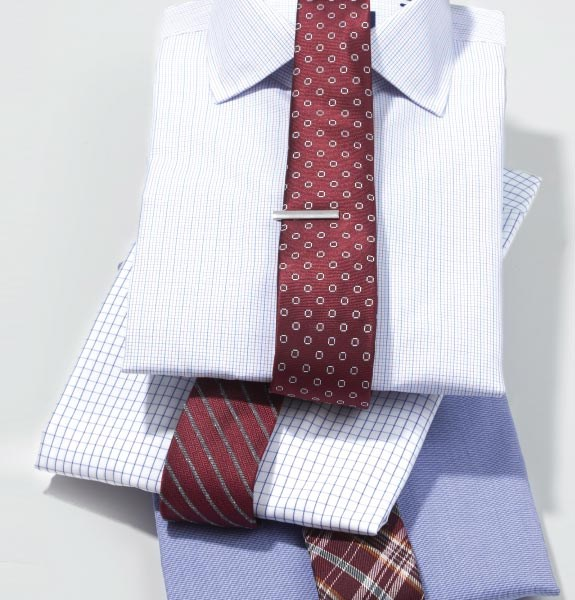 The Tie Bar - Perfect Shirt and Tie Combos