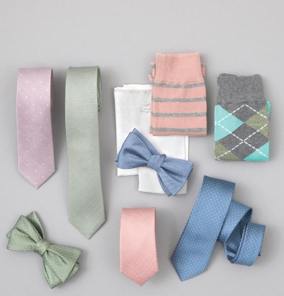 The Tie Bar - Wedding Shop for Shirts Ties and Accessories
