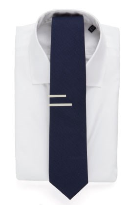 3.25 inch tie with tie bar