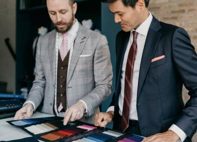 The Tie Bar - Made to Measure Appointment for suits