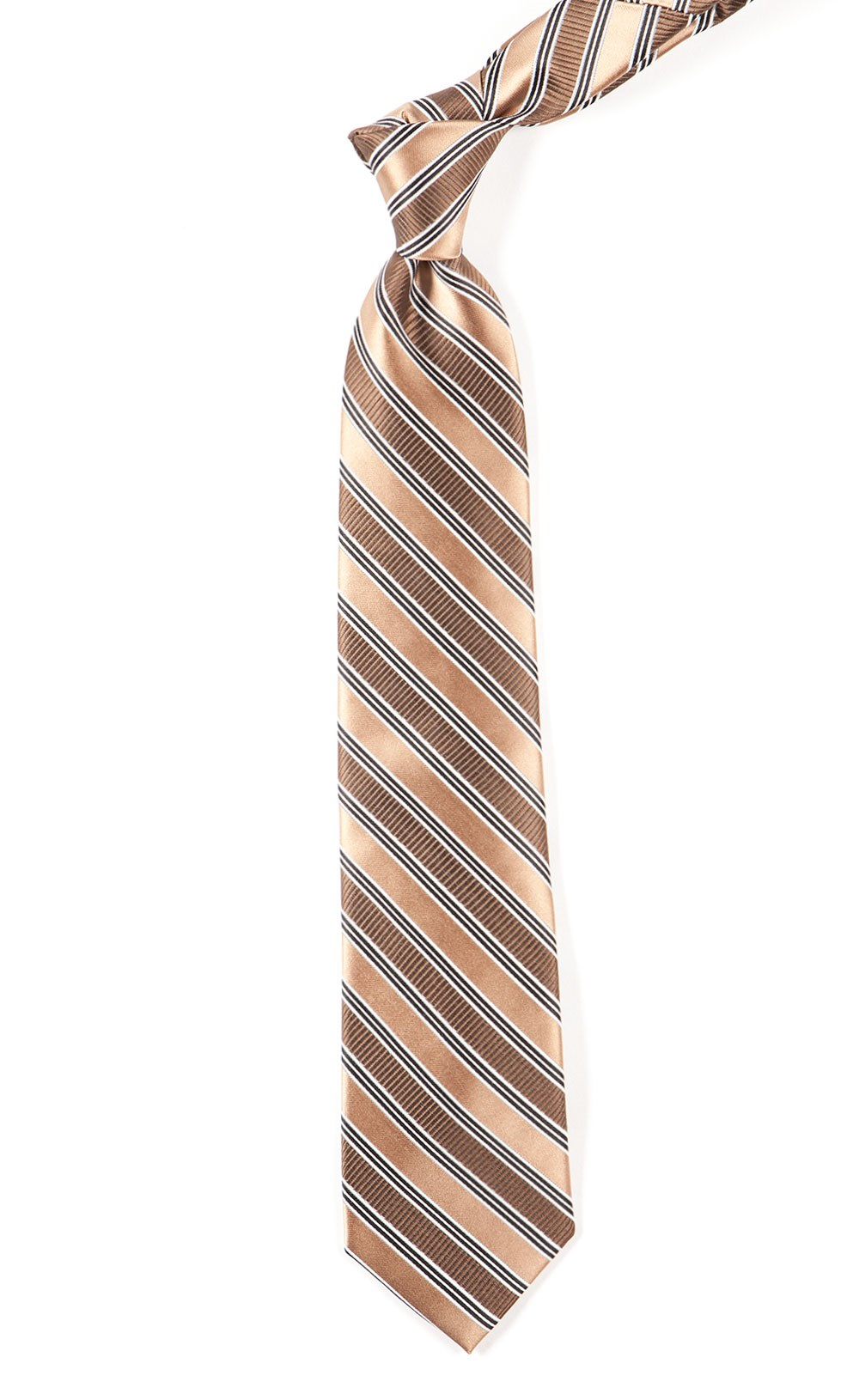 New 1920s Mens Ties & Bow Ties Stripe Type $19.00 AT vintagedancer.com