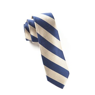 classic twill champagne boys ties