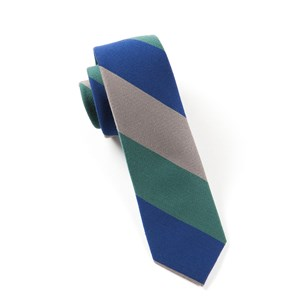 big wool stripe hunter ties