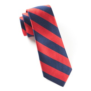 Classic Twill Red Tie