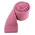 Pink Knitted Tie - Pink Knitted Tie primary image