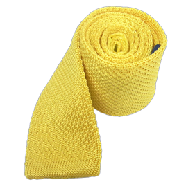 Butter Knitted ties