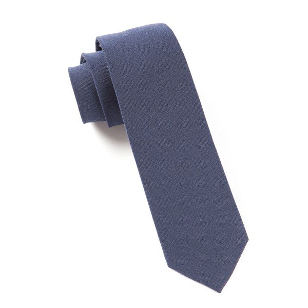 Navy The Signature Tie