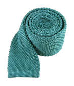 Ties - Knitted - Aqua