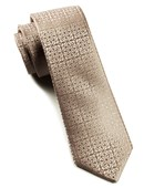 Ties - Opulent - Champagne