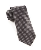 Ties - Wallflower - Charcoal