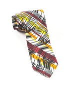 Ties - Abstract Nation - Red
