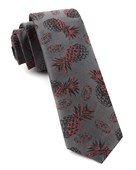 Ties - Pineapple Jam - Grey