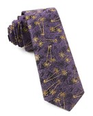 Ties - Palm Springs - Purple