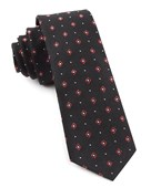 Ties - Deck The Halls - Black
