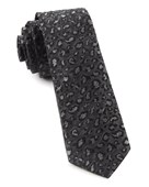 Ties - Party Animal - Charcoal