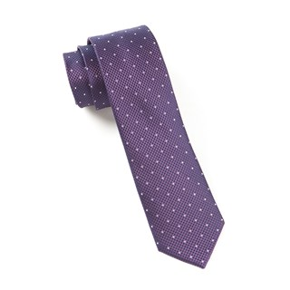 Showtime Geo Purple Tie
