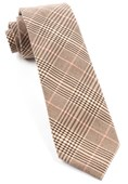 Ties - Agent Plaid - Browns