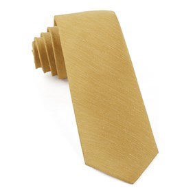Mustard Sand Wash Solid ties