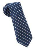 Ties - Laser Stripe - Navy