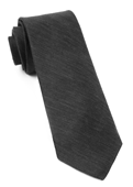 Ties - Festival Textured Solid - Black