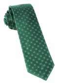 Ties - Four Sided - Kelly Green