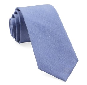 Linen Row Light Blue Ties