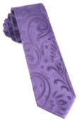 Ties - Paisley Phase - Lavender